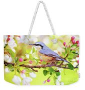 My Summer Bird Weekender Tote Bag