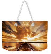 My Way Weekender Tote Bag