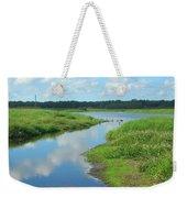 Myakka River Reflections Weekender Tote Bag