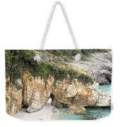 Mylopotamos Beach, Pelion, Greece Weekender Tote Bag