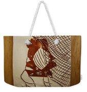 Myra - Tile Weekender Tote Bag