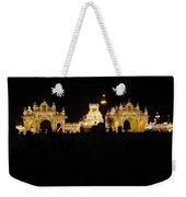 Mysore Palace 2 Weekender Tote Bag