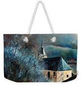 Mysterious Chapel Weekender Tote Bag