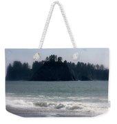 Mysterious Island Weekender Tote Bag