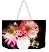 Mystery Of A Flower Weekender Tote Bag
