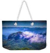 Mystery Of Looking Glass Rock Weekender Tote Bag