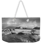 Mystery Valley Overlook Ir 0550 Weekender Tote Bag