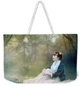 Mystic Contemplation Weekender Tote Bag