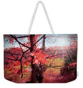 Mystic Day  Weekender Tote Bag