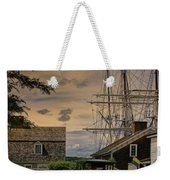 Mystic Evening Weekender Tote Bag