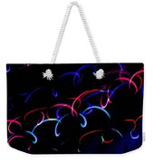 Mystic Lights 13 Weekender Tote Bag