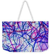 Mystic Lights 3 Weekender Tote Bag