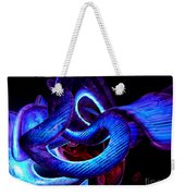 Mystic Love Abstract Weekender Tote Bag