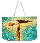 Mystic Mermaid Iv Weekender Tote Bag