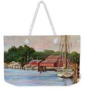 Mystic River Argia Weekender Tote Bag