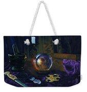 Mystic Still Life Weekender Tote Bag