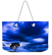 Mystic Tree Weekender Tote Bag