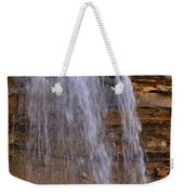 Mystic Waterfall Weekender Tote Bag
