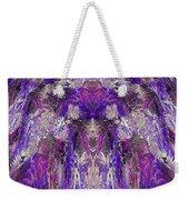 Mystic Waterfall - Purple Hues Weekender Tote Bag