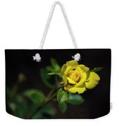 Mystic Yellow Rose Weekender Tote Bag