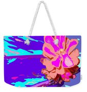 Mystical Flower Weekender Tote Bag