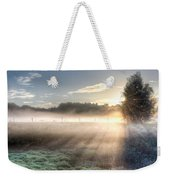 Mystical Fogs Of Florida Weekender Tote Bag