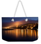 Mystical Golden Gate Bridge Weekender Tote Bag