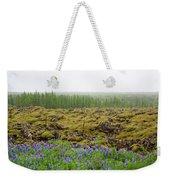 Mystical Island Weekender Tote Bag