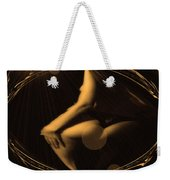 Mystical Moon Weekender Tote Bag
