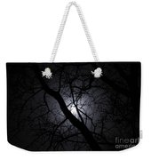Mystical Moon Weekender Tote Bag