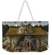 Mystical Nativity Weekender Tote Bag