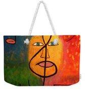 Mystical Notes Weekender Tote Bag
