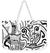 Mystical Powers - Surrealism Weekender Tote Bag