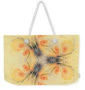 Mystical Spirals Weekender Tote Bag