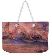 Mystical Trio Weekender Tote Bag