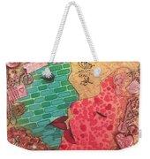 Mystified Perception Weekender Tote Bag