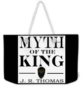 Myth Of The King Cover Weekender Tote Bag