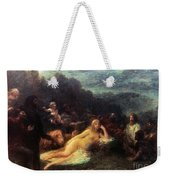 Mythology: Helen Of Troy Weekender Tote Bag