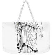 Mythology: Hera/juno Weekender Tote Bag