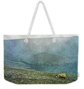 Myvatn Mooncrater Weekender Tote Bag