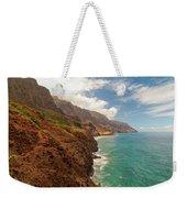 Na Pali Coast 5 Weekender Tote Bag