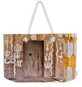 Nag Temple Doorway - Huri India Weekender Tote Bag