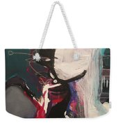 Nagging Voice Weekender Tote Bag