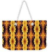 Nailed It Pattern Weekender Tote Bag