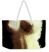 Naked Female Torso  Weekender Tote Bag