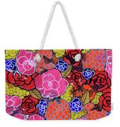 Nala's Flowers Weekender Tote Bag