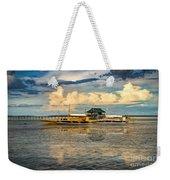 Nalusuan Boats Weekender Tote Bag