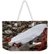 Nameless Feather 1 Weekender Tote Bag