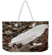 Nameless Feather 3 Weekender Tote Bag