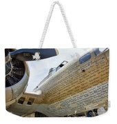 Names Pilots B-17 Weekender Tote Bag
